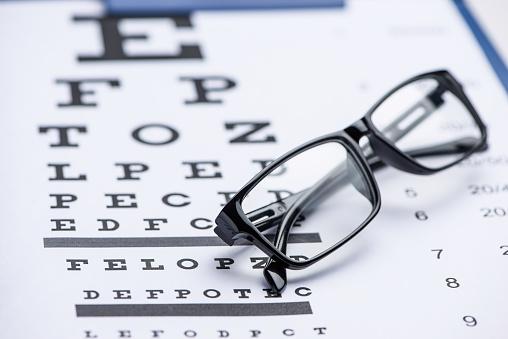 Eye test 499393530