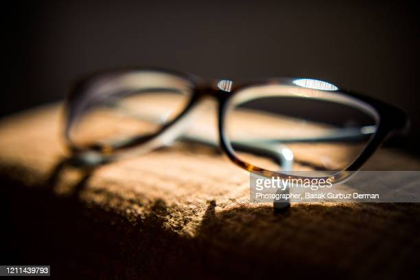 eyeglasses - reading glasses stock pictures, royalty-free photos & images