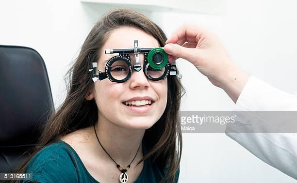Eyes Exam
