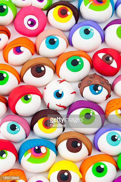 eyes - funny avatar stock pictures, royalty-free photos & images