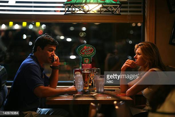 LIGHTS Eyes Wide Open Episode 102 Aired Pictured Kyle Chandler as Eric Taylor Connie Britton as Tami Taylor Photo by Dean Hendler/NBCU Photo Bank