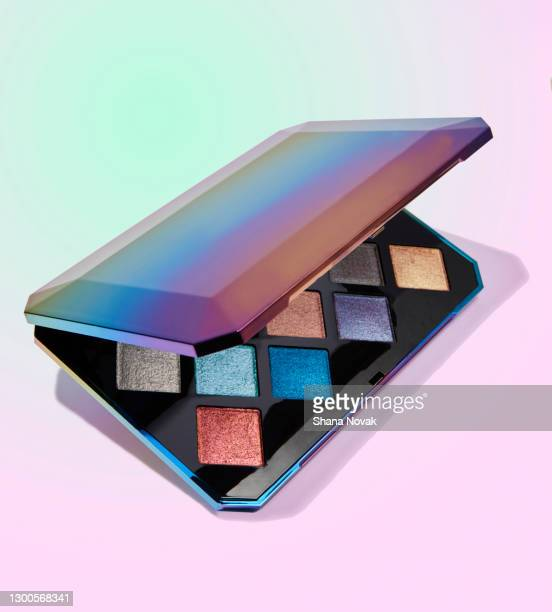 "eyeshadow palette - ""shana novak"" stock pictures, royalty-free photos & images"