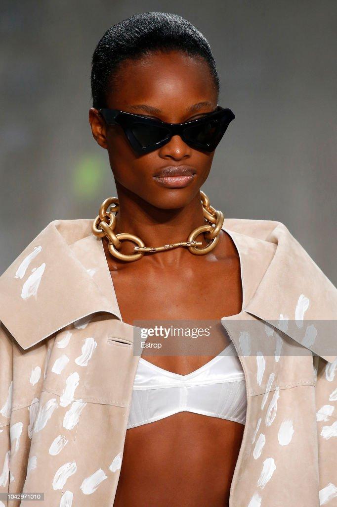 Marni - Details - Milan Fashion Week Spring/Summer 2019 : News Photo