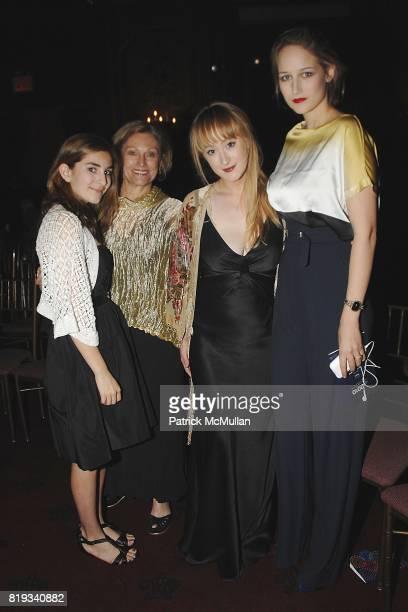 Eyrna Heisler Luisa Conlon Kaylie Jones and Leelee Sobieski attend Glimmerglass Opera Spring Gala to Benefit the Young American Artists Program at...