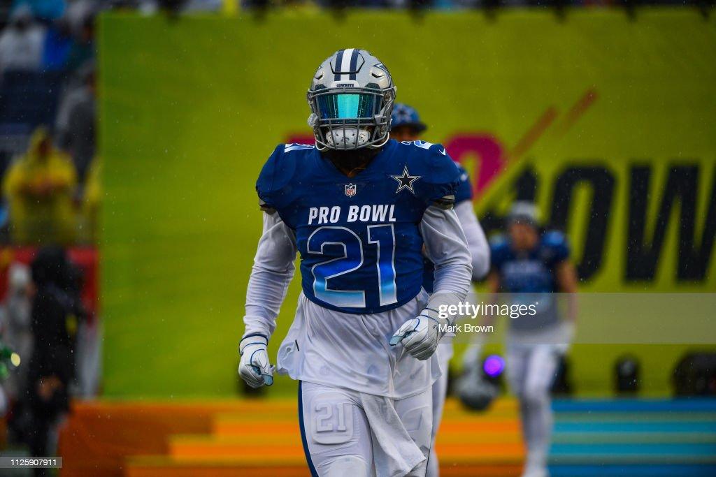 NFL Pro Bowl : News Photo