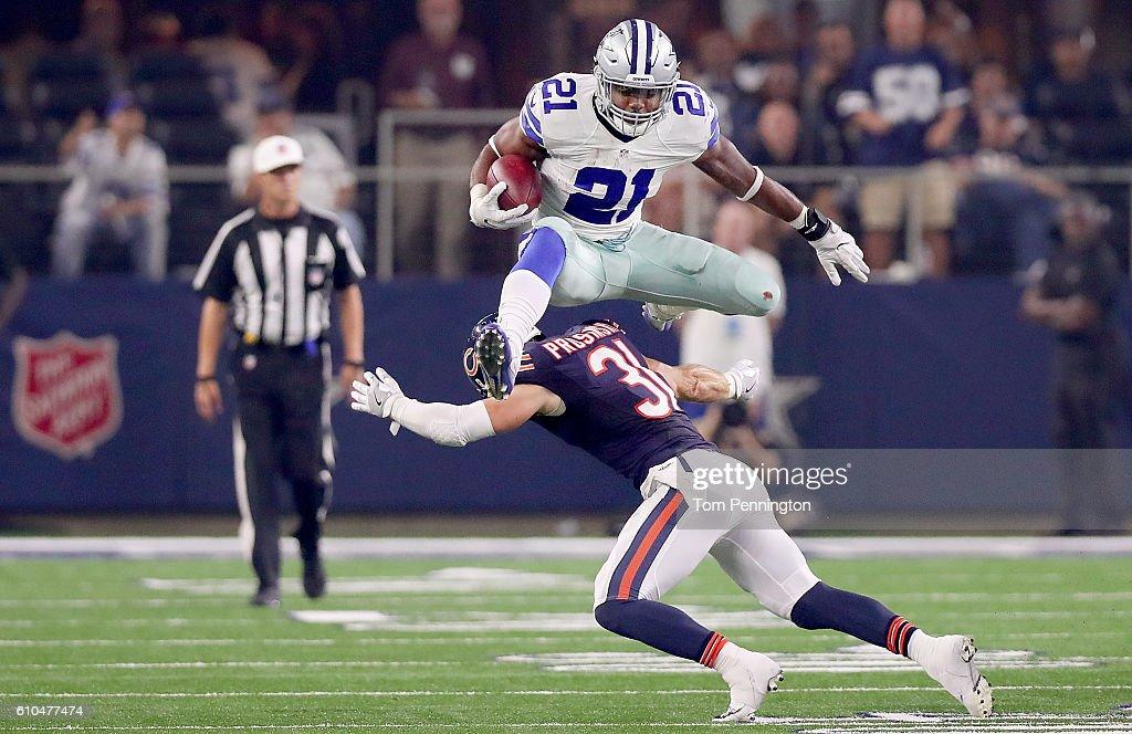 Chicago Bears v Dallas Cowboys : News Photo