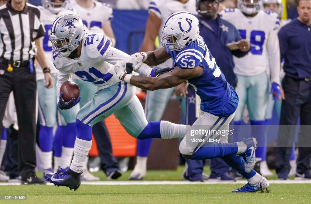 Dallas Cowboys v Indianapolis Colts : News Photo