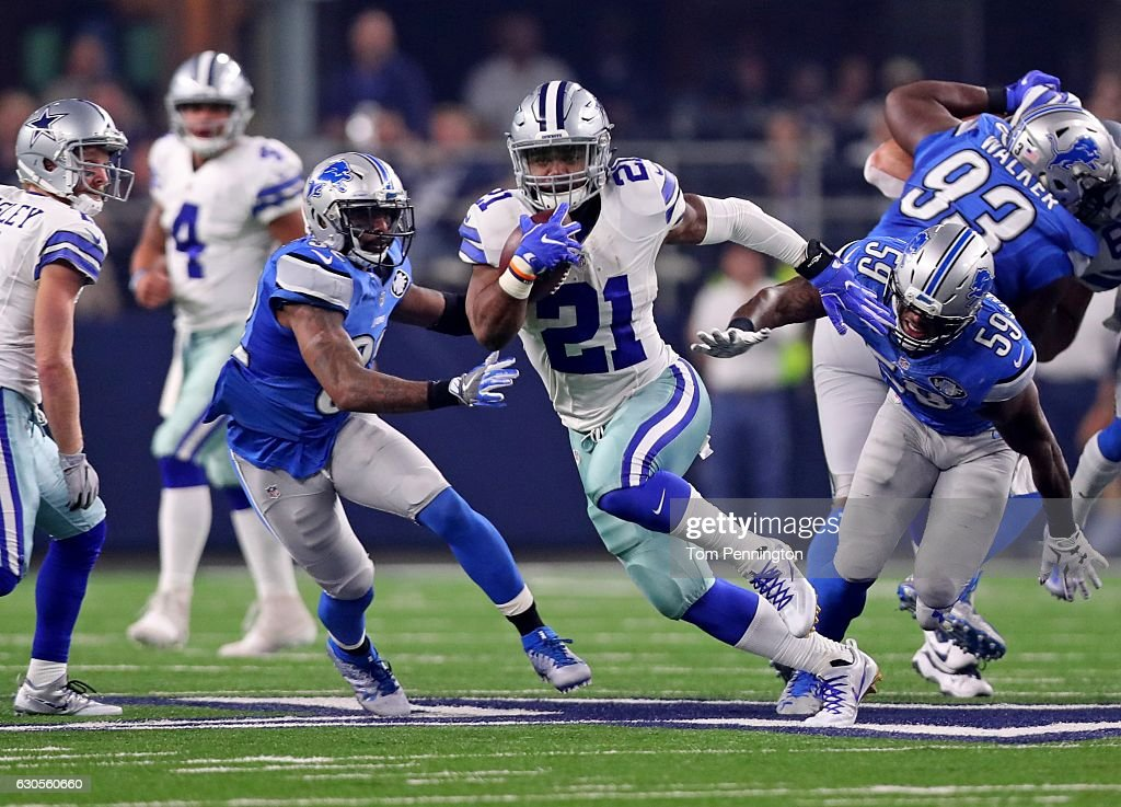Detroit Lions v Dallas Cowboys : News Photo