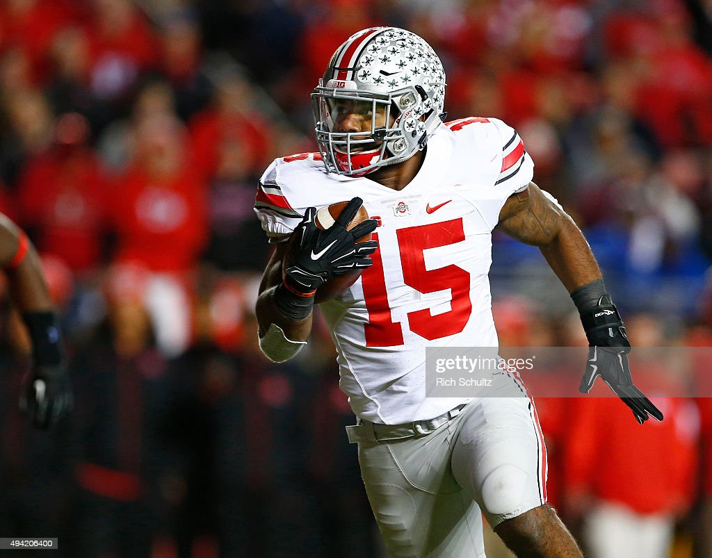 Ohio State v Rutgers : News Photo