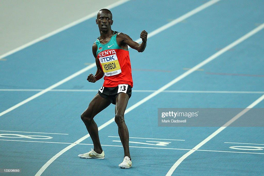 13th IAAF World Athletics Championships Daegu 2011 - Day Six : News Photo