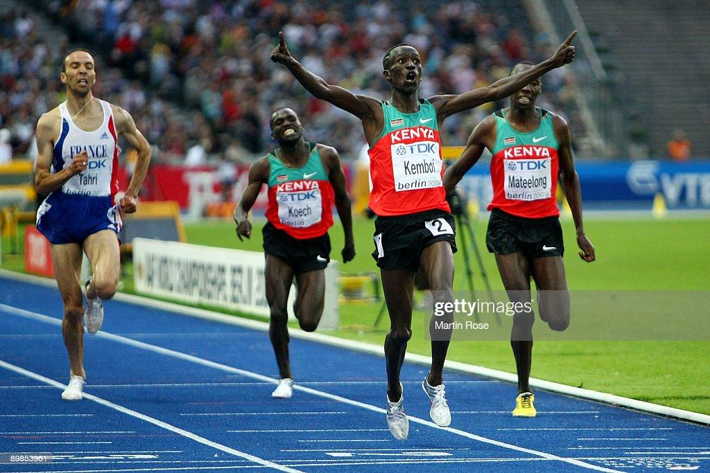 12th IAAF World Athletics Championships - Day Four : News Photo