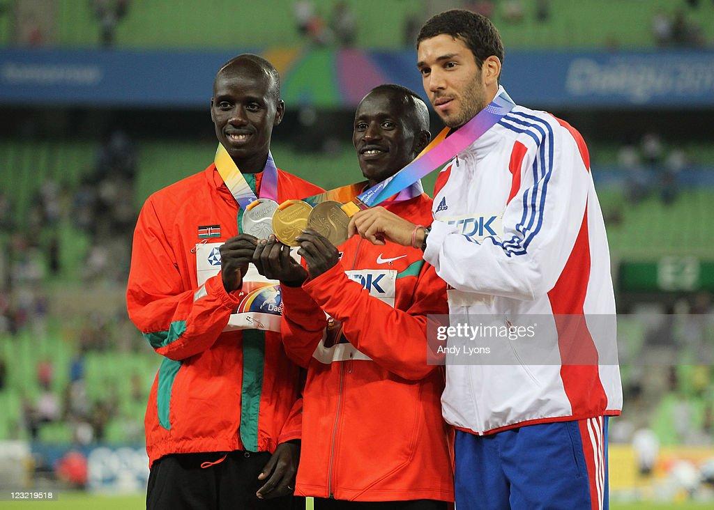 13th IAAF World Athletics Championships Daegu 2011 - Day Six