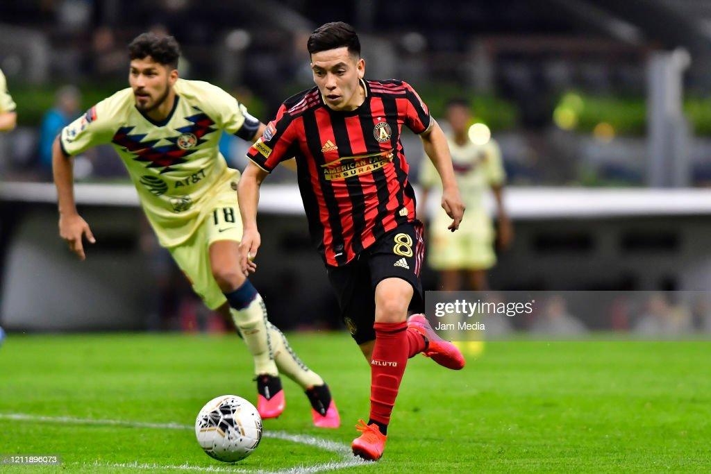 America v Atlanta United - CONCACAF Champions League 2020 : News Photo