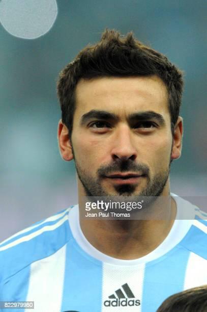 Ezequiel LAVEZZI Argentine / Portugal Match amical Geneve