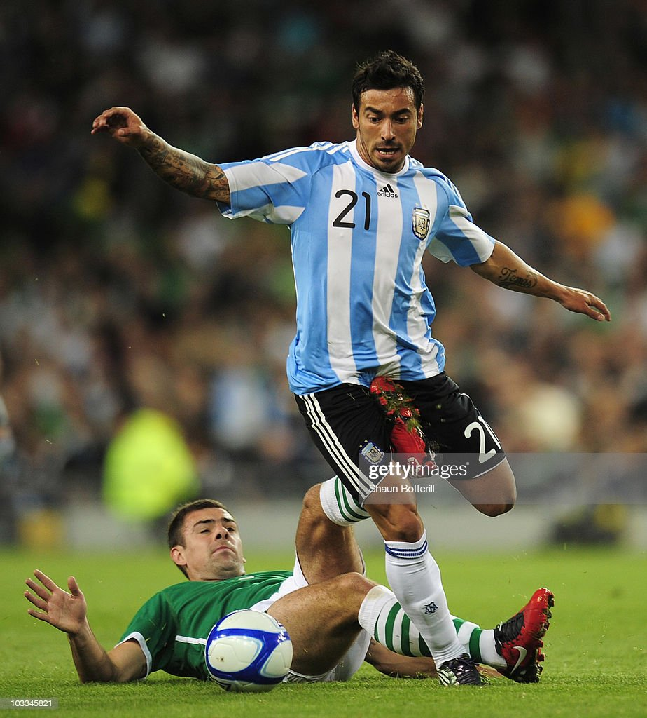 Republic of Ireland v Argentina - International Friendly