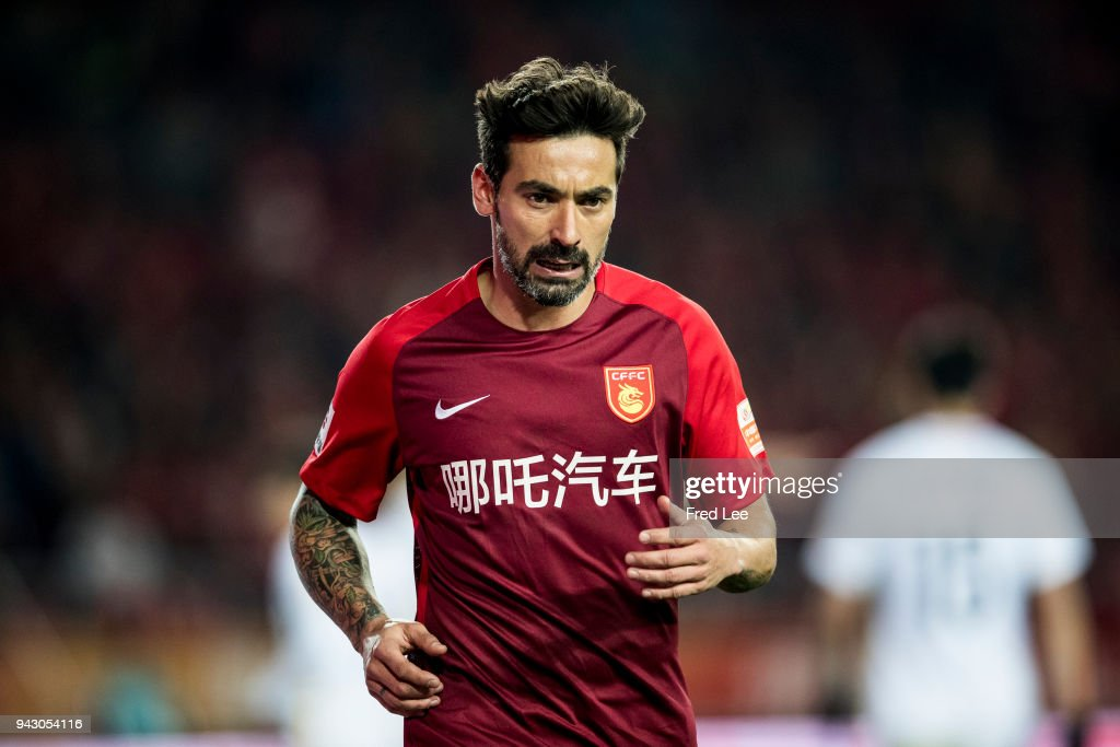 Hebei China Fortune v Changchun Yatai - 2018 Chinese Super League : ニュース写真
