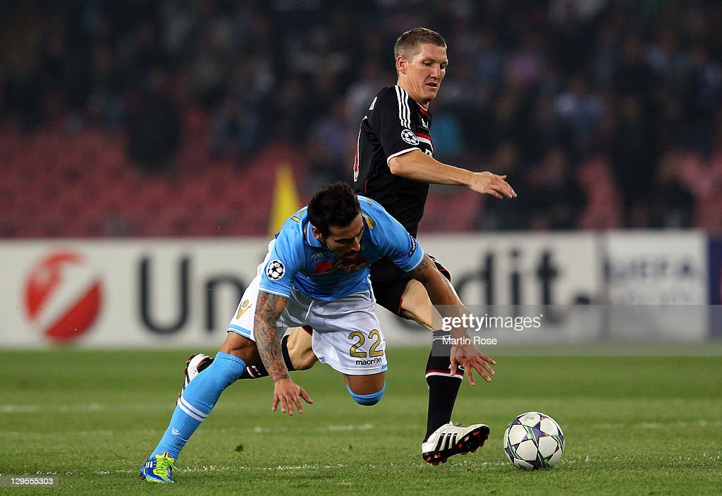 SSC Napoli v FC Bayern Muenchen - UEFA Champions League : News Photo