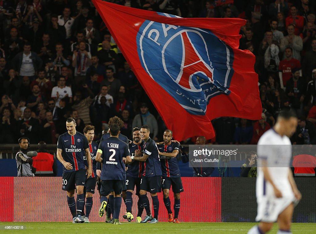 Paris Saint-Germain v Toulouse FC - Ligue 1 : News Photo
