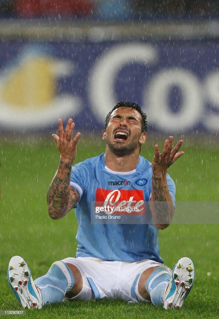 SSC Napoli v Genoa CFC - Serie A : News Photo