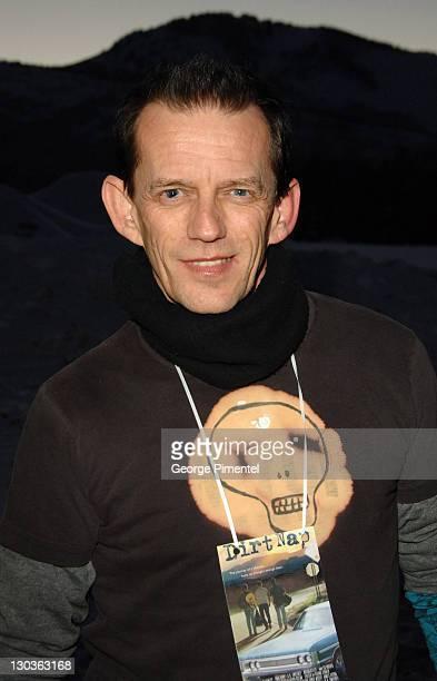 Ezra Buzzington during 2006 Sundance Film Festival 'Art School Confidential' Premiere at Eccles in Park City Utah United States