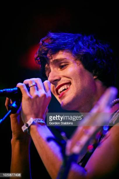 Ezra Furman performs live at Lowlands festival 2018 on August 19, 2018 in Biddinghuizen, Netherlands.