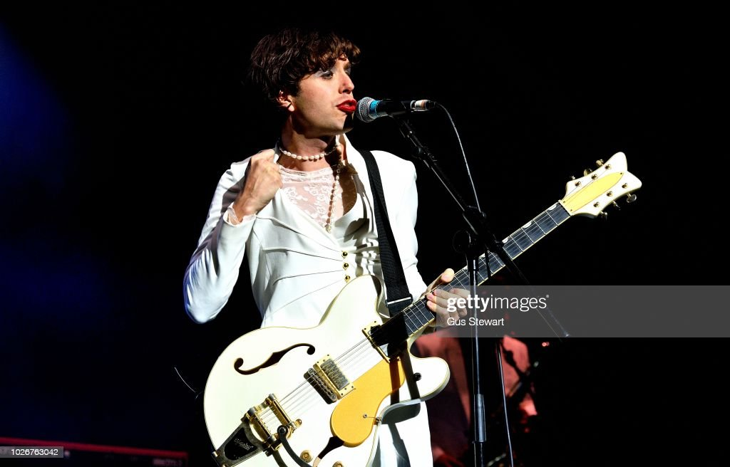 Ezra Furman Performs At O2 Academy Brixton, London : News Photo