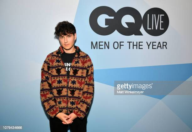 Ezra Koenig attends GQ Live – The Vampire Weekend Songbook With Ezra Koenig at NeueHouse Los Angeles on December 08 2018 in Hollywood California