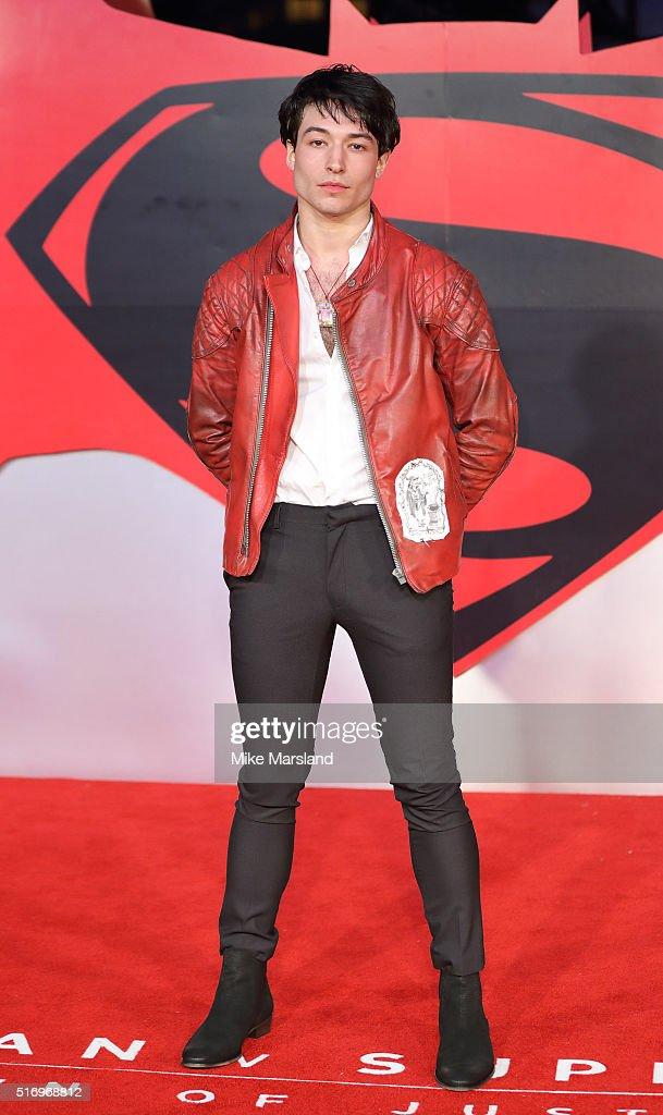 'Batman V Superman: Dawn Of Justice'- European Premiere - Red Carpet : News Photo