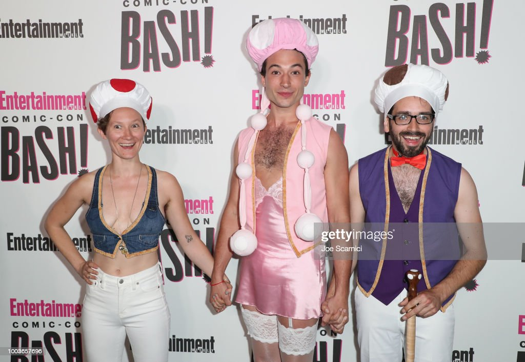Entertainment Weekly Hosts Its Annual Comic-Con Party At FLOAT At The Hard Rock Hotel In San Diego In Celebration Of Comic-Con 2018 - Arrivals : News Photo