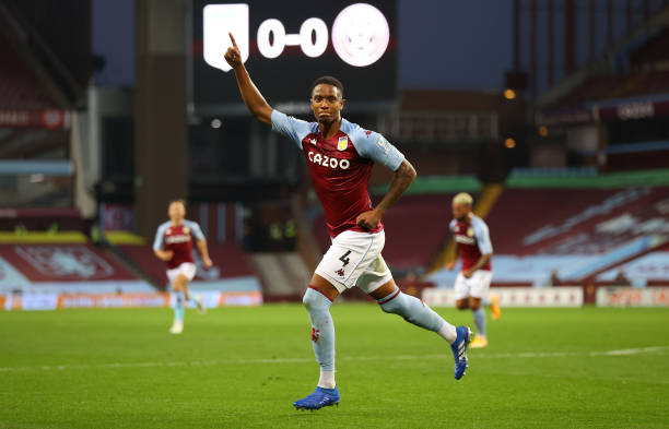 GBR: Aston Villa v Sheffield United - Premier League
