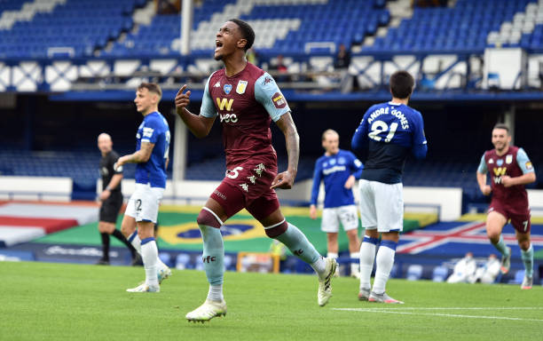 GBR: Everton FC v Aston Villa - Premier League