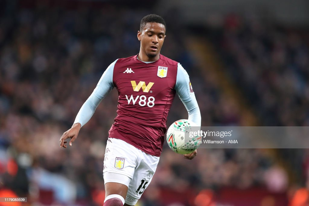 Aston Villa v Wolverhampton Wanderers - Carabao Cup Round of 16 : News Photo