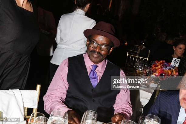 Fab 5 Freddy attends the Gordon Parks Foundation Annual Awards Dinner at Cipriani 42nd Street on May 22 2018 in New York New York