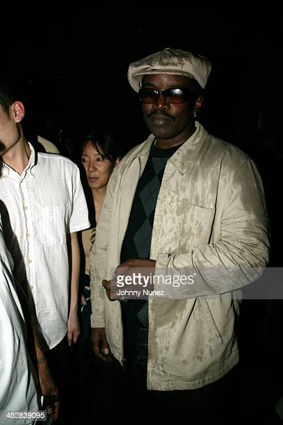 Fab 5 Freddy during 4th Annual Tribeca Film Festival Just For Kicks After Party at Kos in New York City New York United States