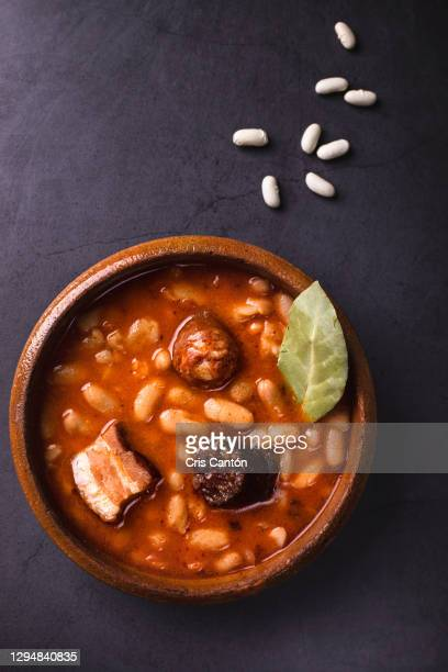 fabada asturiana - madrid stock pictures, royalty-free photos & images