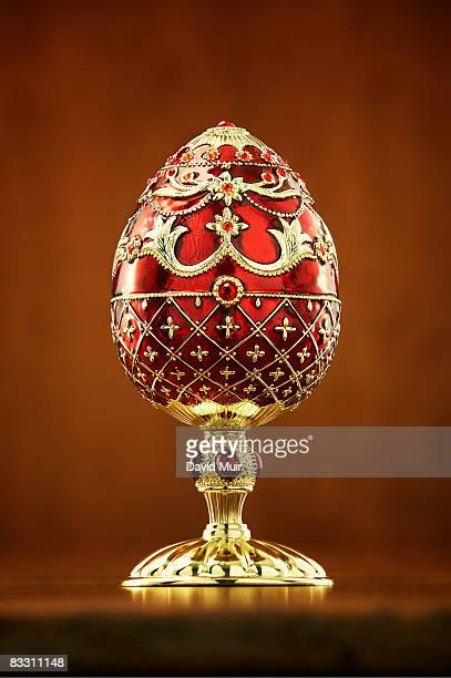 faberge style egg - faberge egg stock pictures, royalty-free photos & images