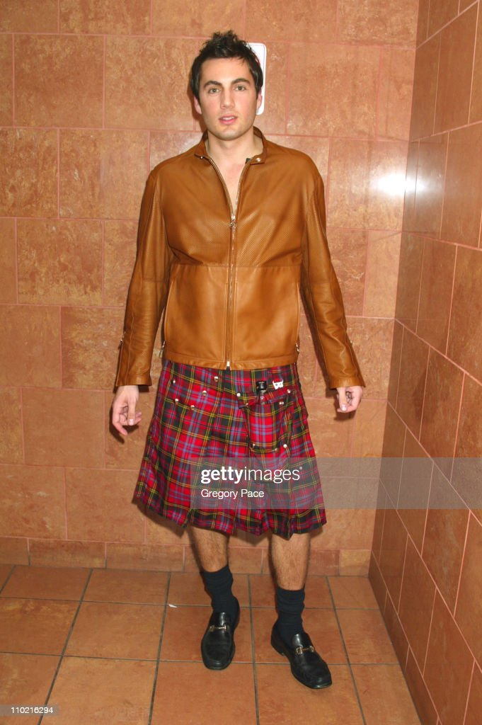 """""""Dressed to Kilt"""" - A Scottish Evening of Fashion and Fun - Arrivals and"""