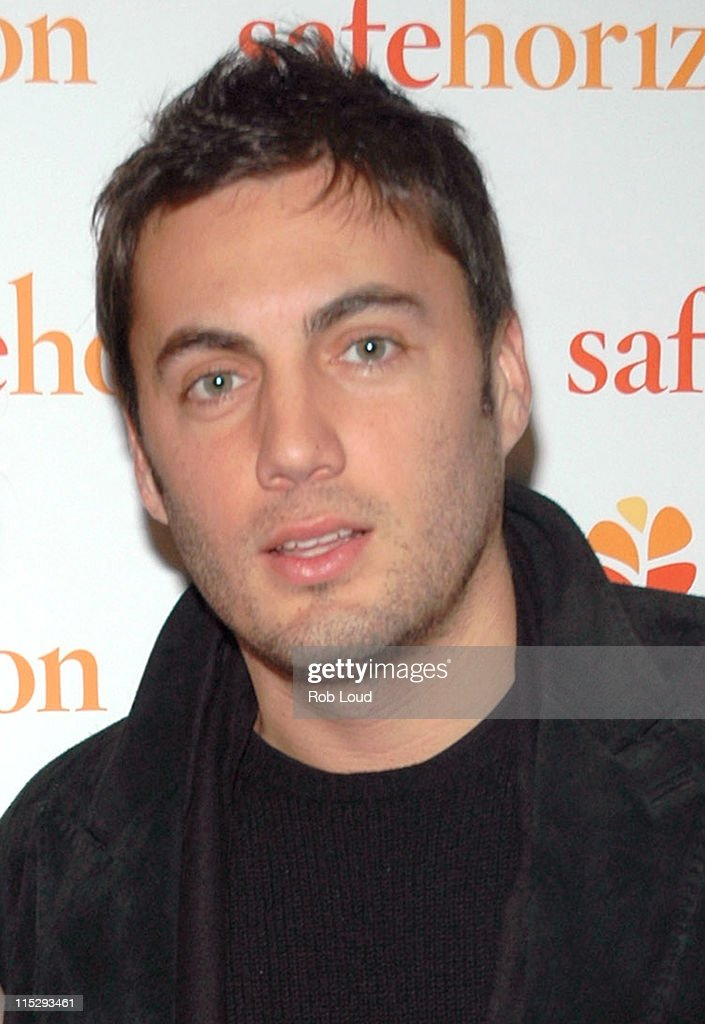 Fabian Basabe during Safe Horizon's Champion Award Kickoff Party at Calvin Klein Collection Store in New York City, New York, United States.