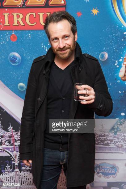 Fabian Busch attends the 14th Roncalli Christmas at Tempodrom on December 16, 2017 in Berlin, Germany.