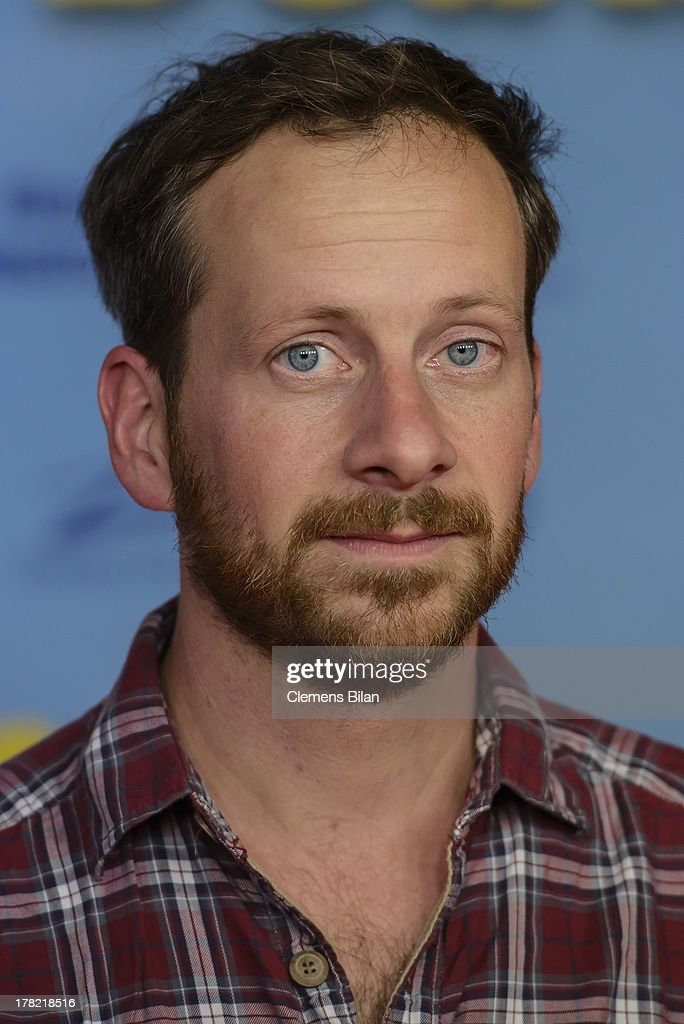 Fabian Busch attends the 'Koenig von Deutschland' Berlin premiere at Kino International on August 27, 2013 in Berlin, Germany.
