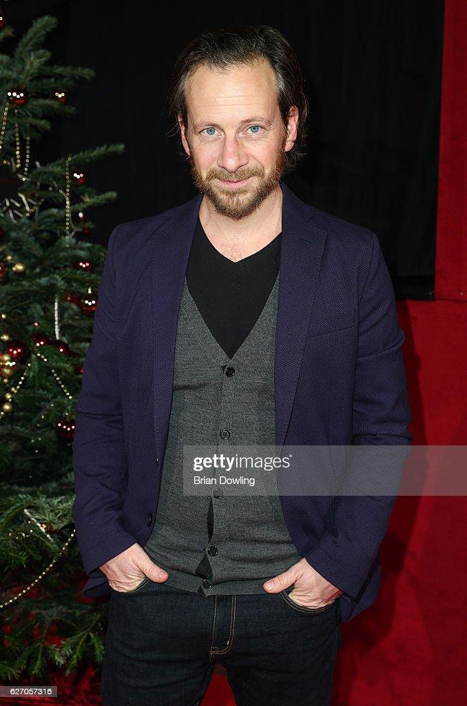 Fabian Busch attends the Medienboard Pre-Christmas Party at Schwuz on December 1, 2016 in Berlin, Germany.