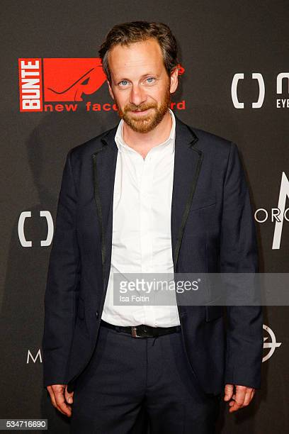 Fabian Busch attends the New Faces Award Film 2016 at ewerk on May 26 2016 in Berlin Germany