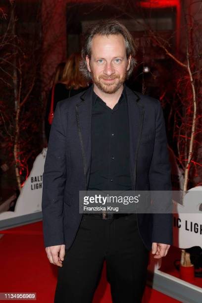 """March 09: Fabian Busch during the """"Baltic Lights"""" gala night event on March 9, 2019 in Heringsdorf, Germany. The annual charity event hosted by..."""