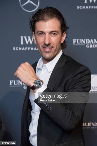 Fabian Cancellara attends the 11th Laureus Charity Night at Hangar Duebendorf on November 18, 2017 near Zurich, Switzerland.