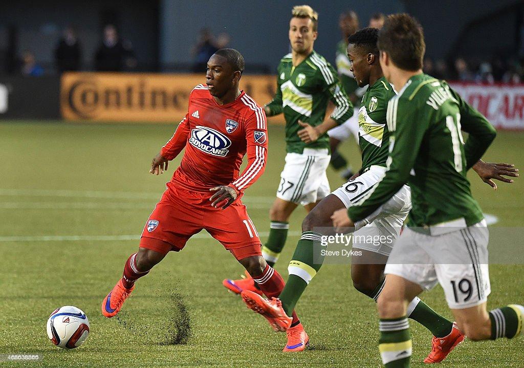 FC Dallas v Portland Timbers : News Photo