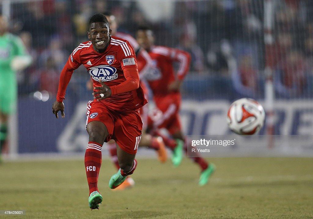 Montreal Impact v FC Dallas : News Photo