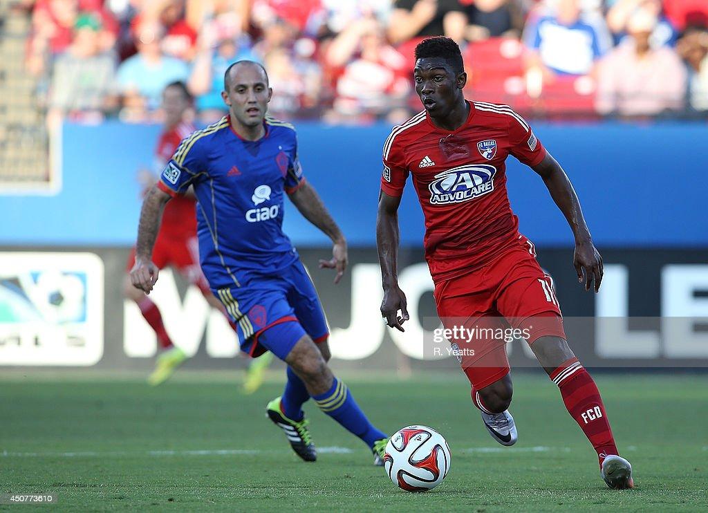 Colorado Rapids v FC Dallas : News Photo