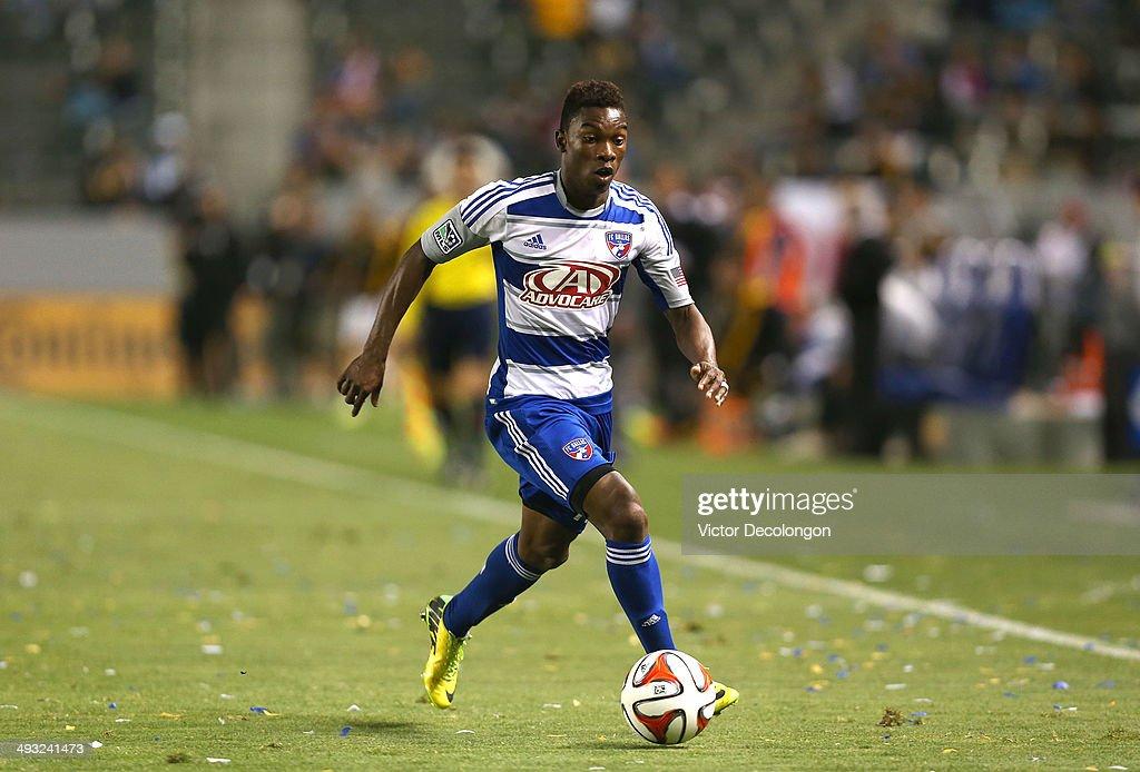 FC Dallas v Los Angeles Galaxy : News Photo