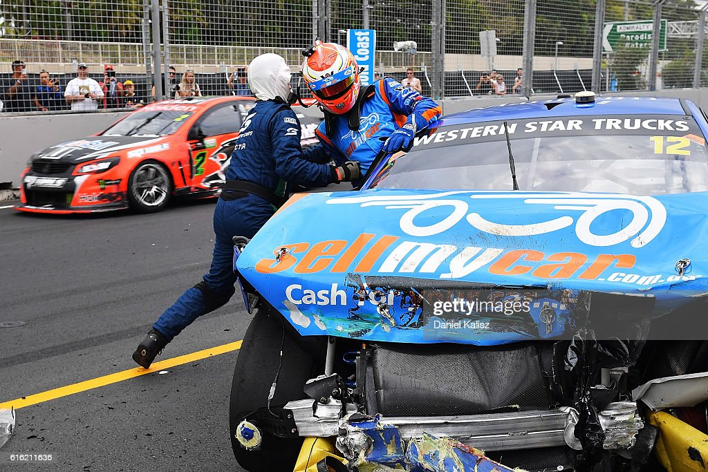 Supercars - Gold Coast 600: Qualifying & Race 22