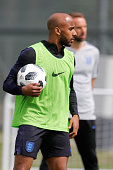 fabian delph england national team during